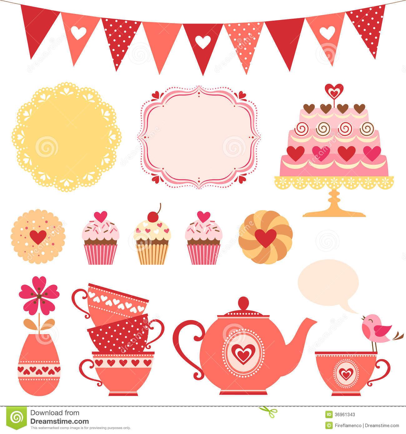 Valentine Tea Party Invitations - Mickey Mouse Invitations Templates