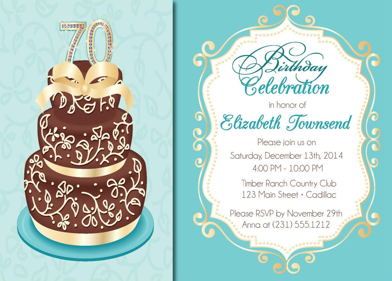 Classy Birthday Party Invitations - Mickey Mouse ...