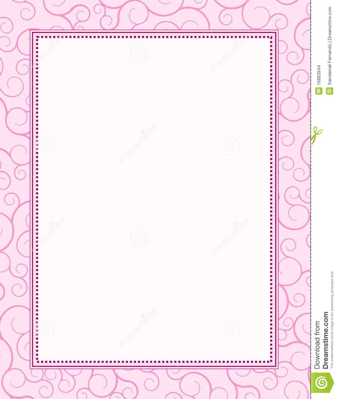 Fancy Party Invitation Background Design 8 Especially Different