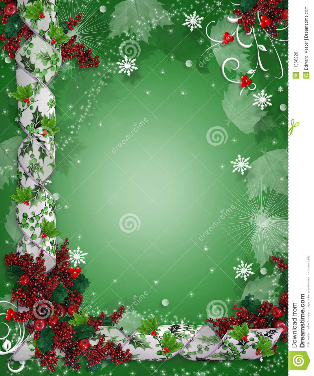 Free Christmas Invites Templates