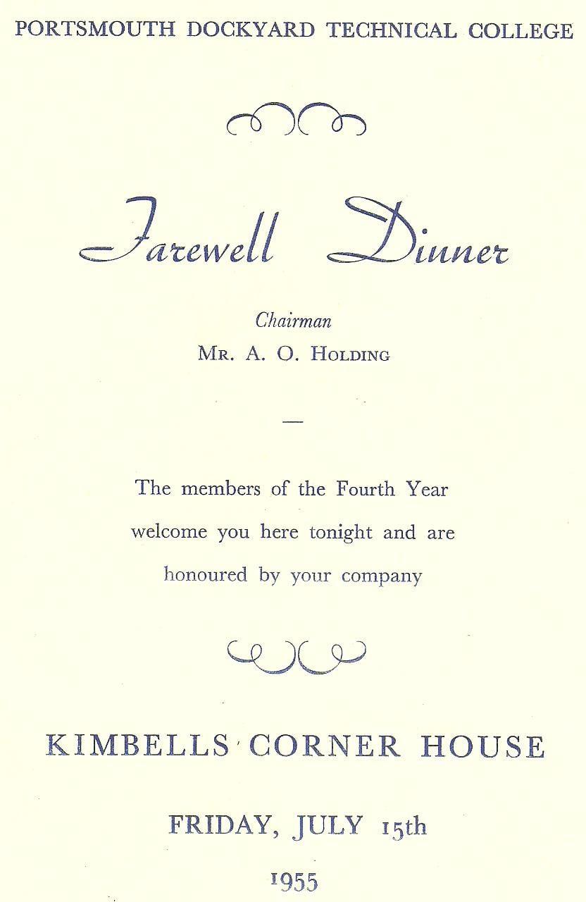 Free Farewell Invitation Card Templates