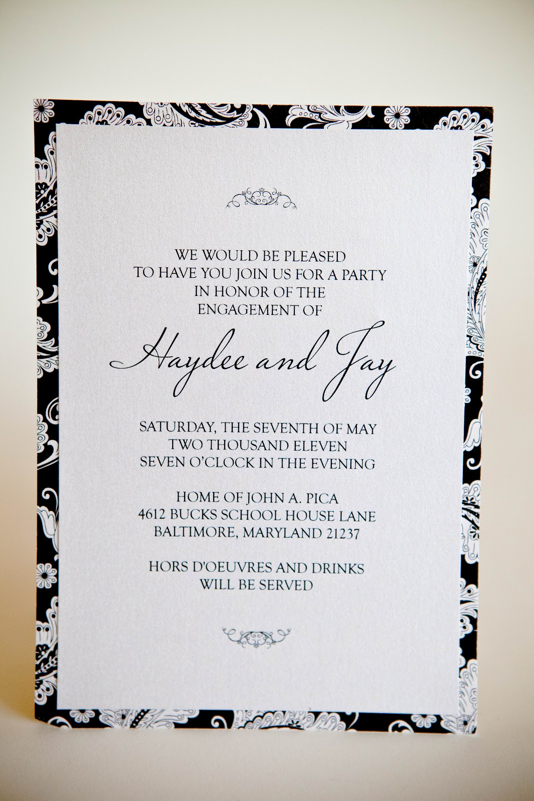 Seal And Send Invites with best invitation design