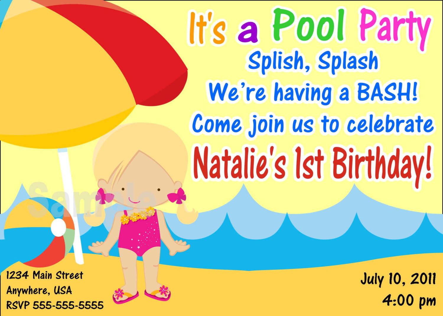 printable birthday invitations com birthday invitation printable circles design printable birthday invitation