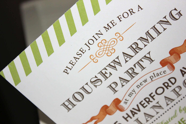 Awesome Printable Housewarming Party Invitations Ideas - Invitation ...