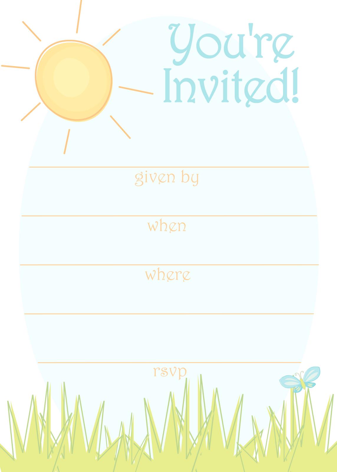 birthday party invitation maker free printable kids birthday party invitations templates - Free Printable Kids Birthday Party Invitations Templates
