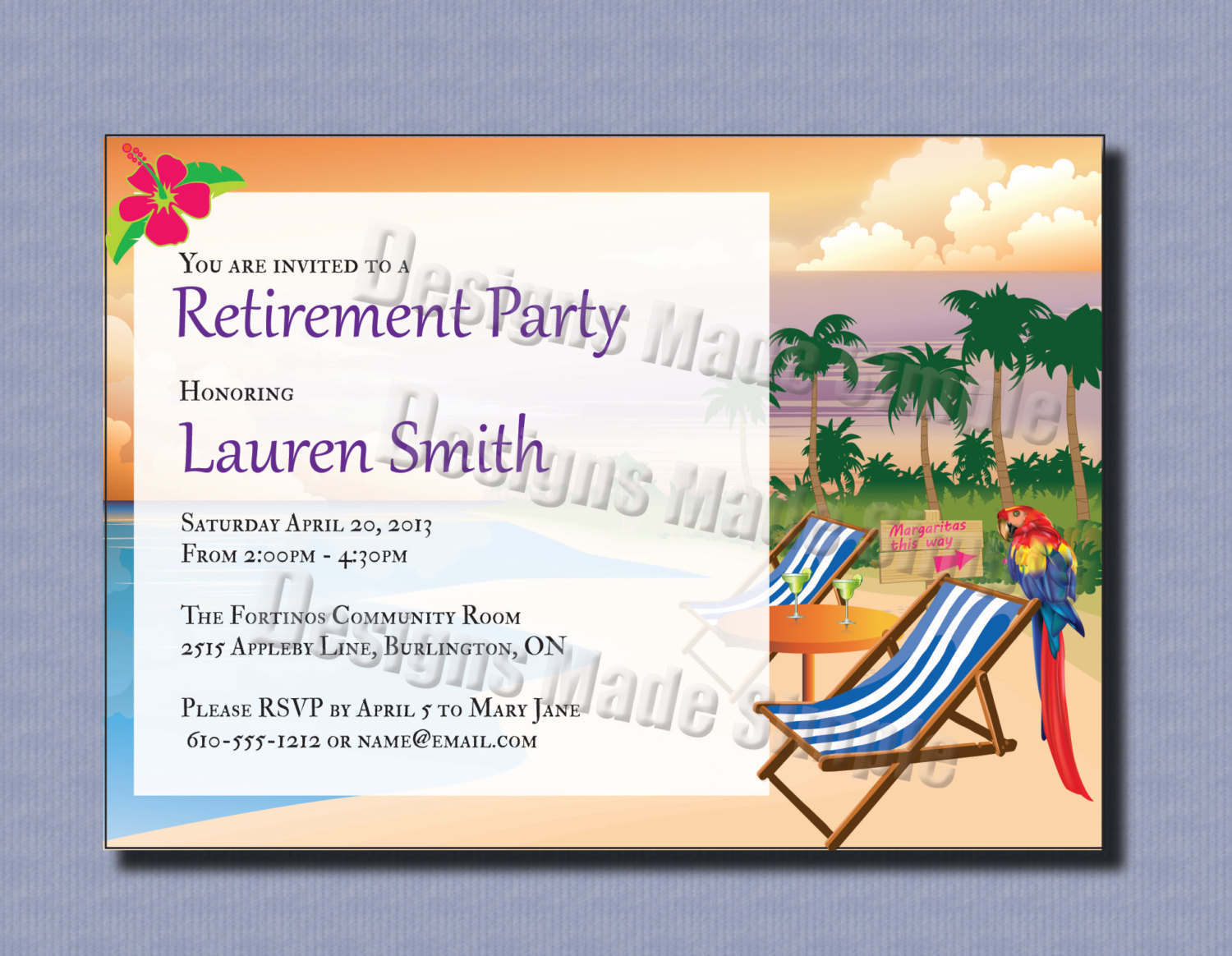 Free Printable Retirement Party Invitation Templates Mickey Mouse Invitations Templates