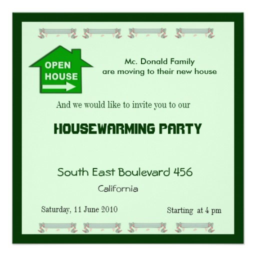 Halloween Housewarming Party Invitations Elegant Halloween
