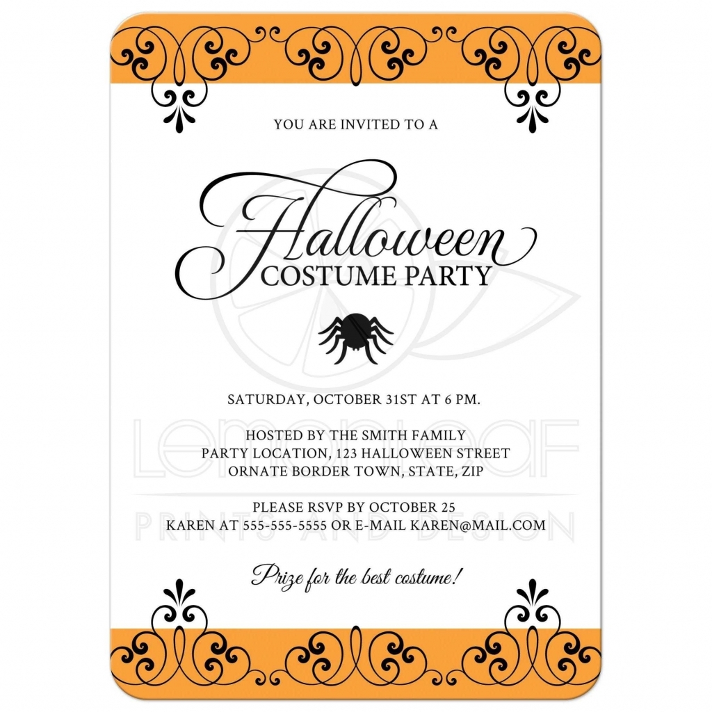 Halloween Party Invitation Poem Mickey Mouse Invitations Templates