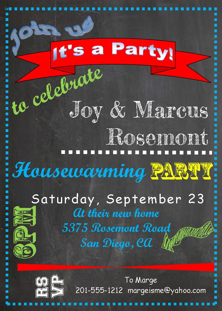 Housewarming Birthday Party Invitations Mickey Mouse Invitations