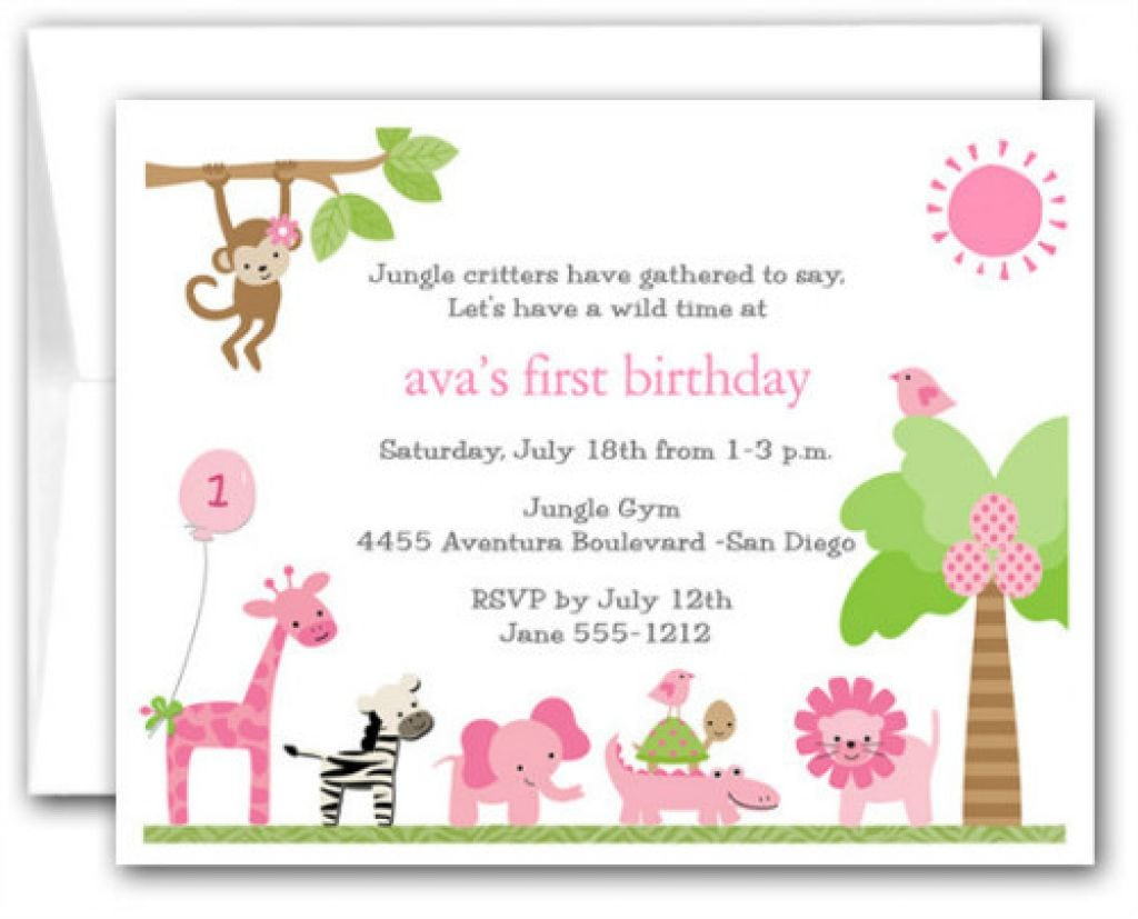 Invitation Card For A Birthday Party - Mickey Mouse Invitations ...