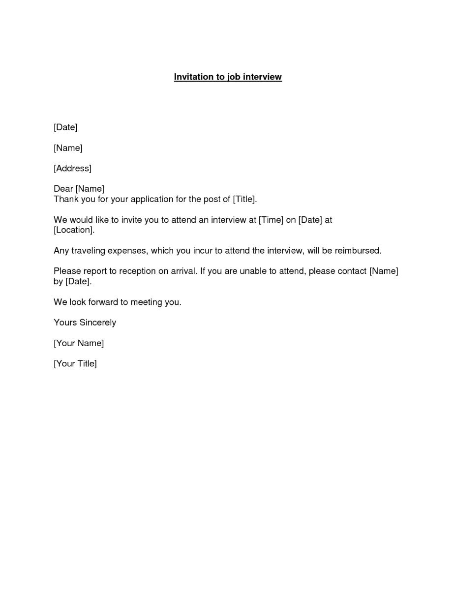 Invitation Letter Anniversary Sample