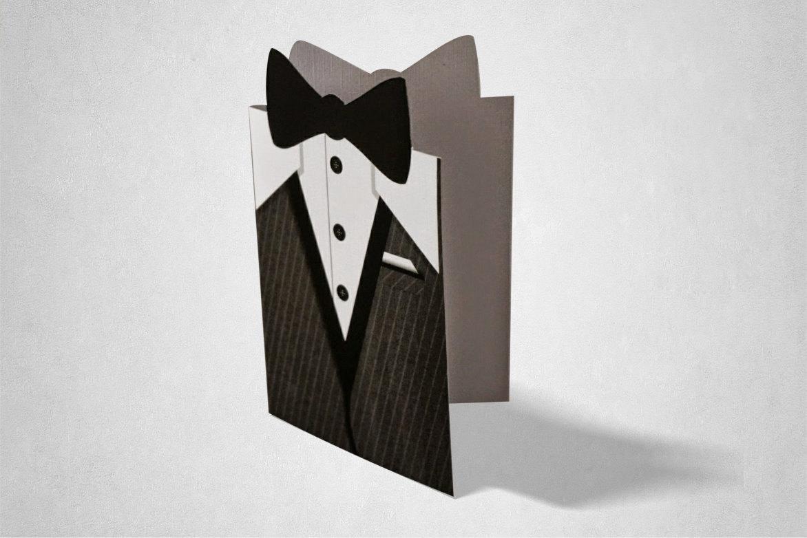 James Bond Invite