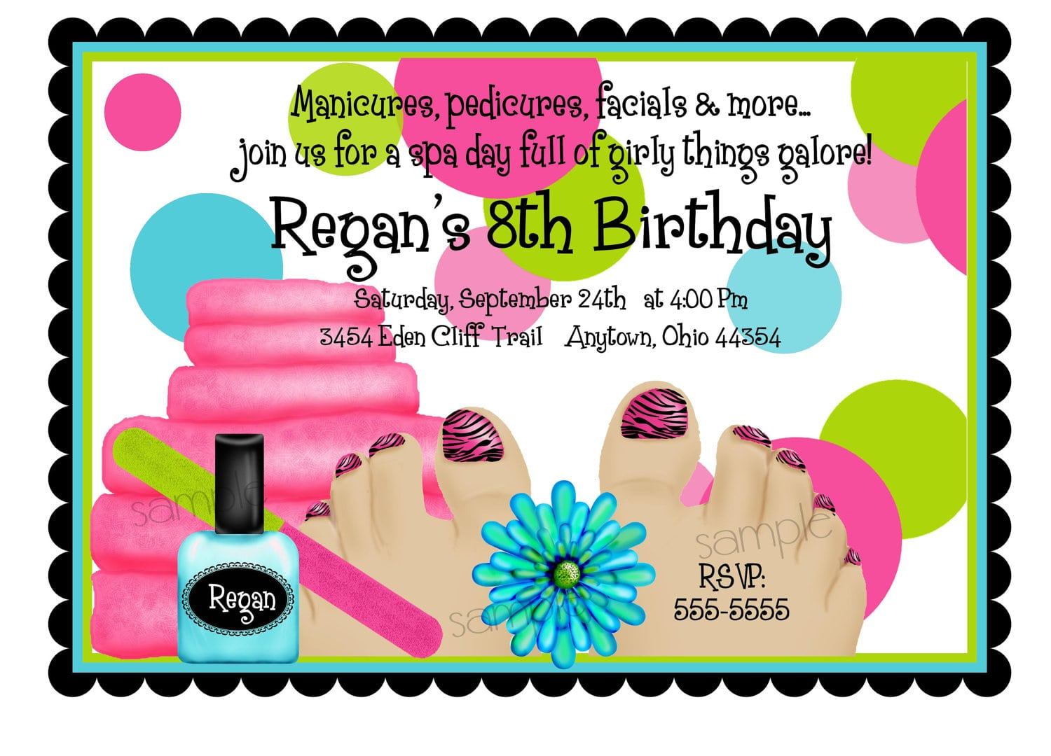 Kids Party Invitations Amazing Kids Party Invitations Hd Picture
