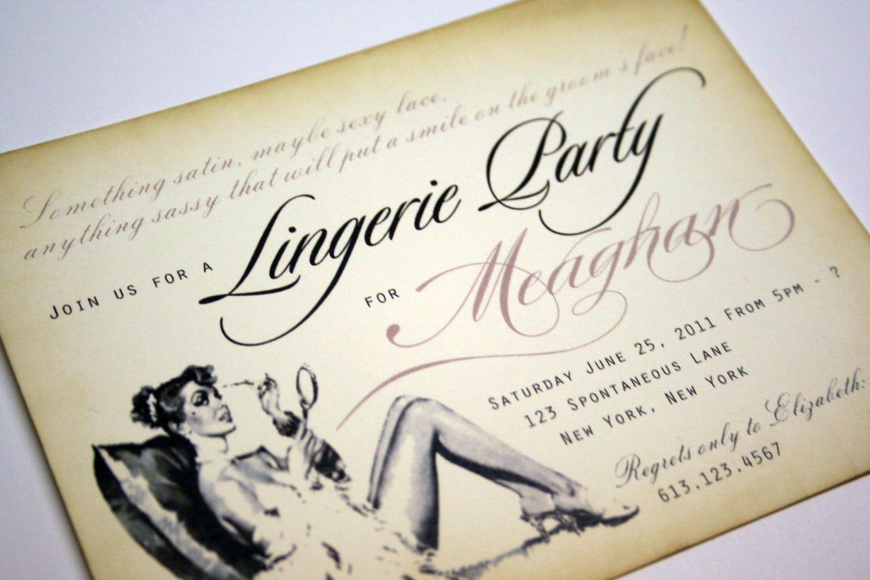 Las Vegas Escape Bachelorette Party Invitation By Alacartestudio