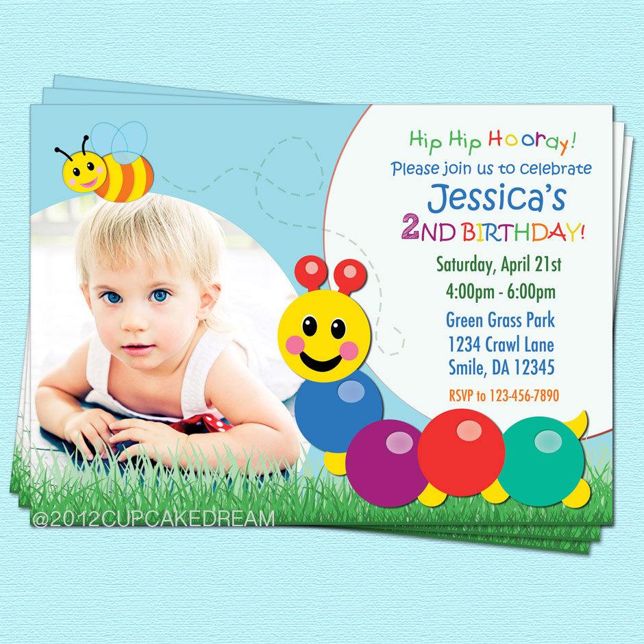 Little Einstein Birthday Invitations