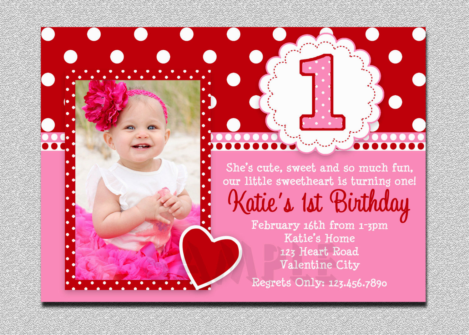 Making Minnie Mouse Birthday Invitations Archives