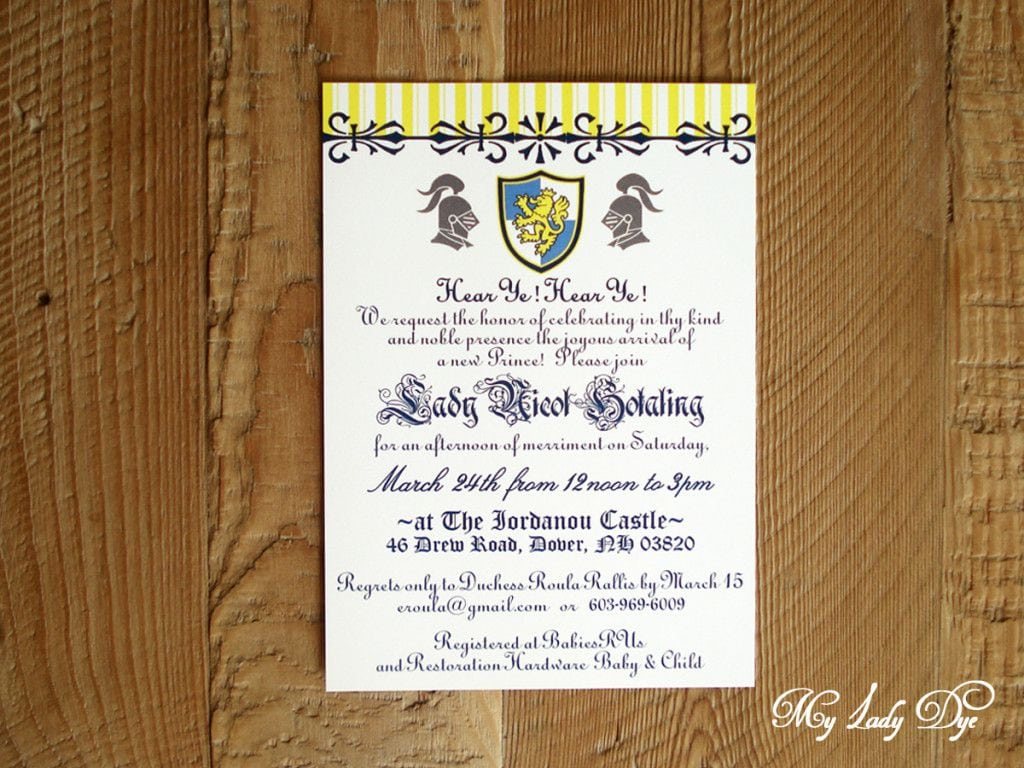 Medieval Party Invitations - Mickey Mouse Invitations Templates