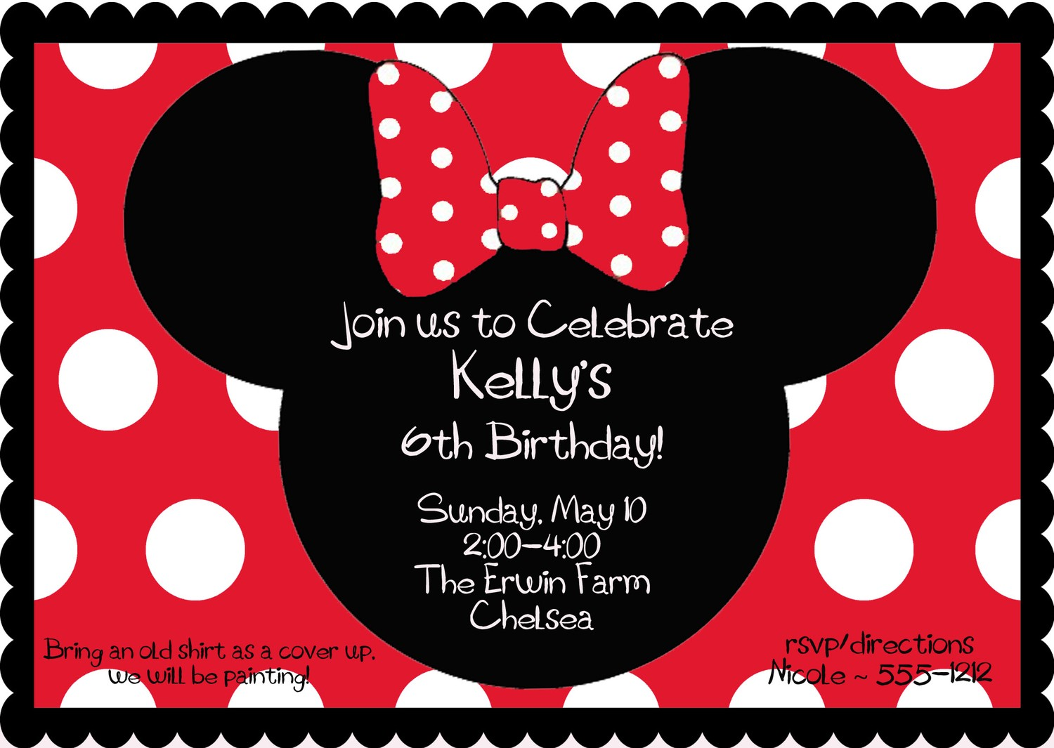 Lovely Hobo Party Invitations Pictures Inspiration - Invitation ...