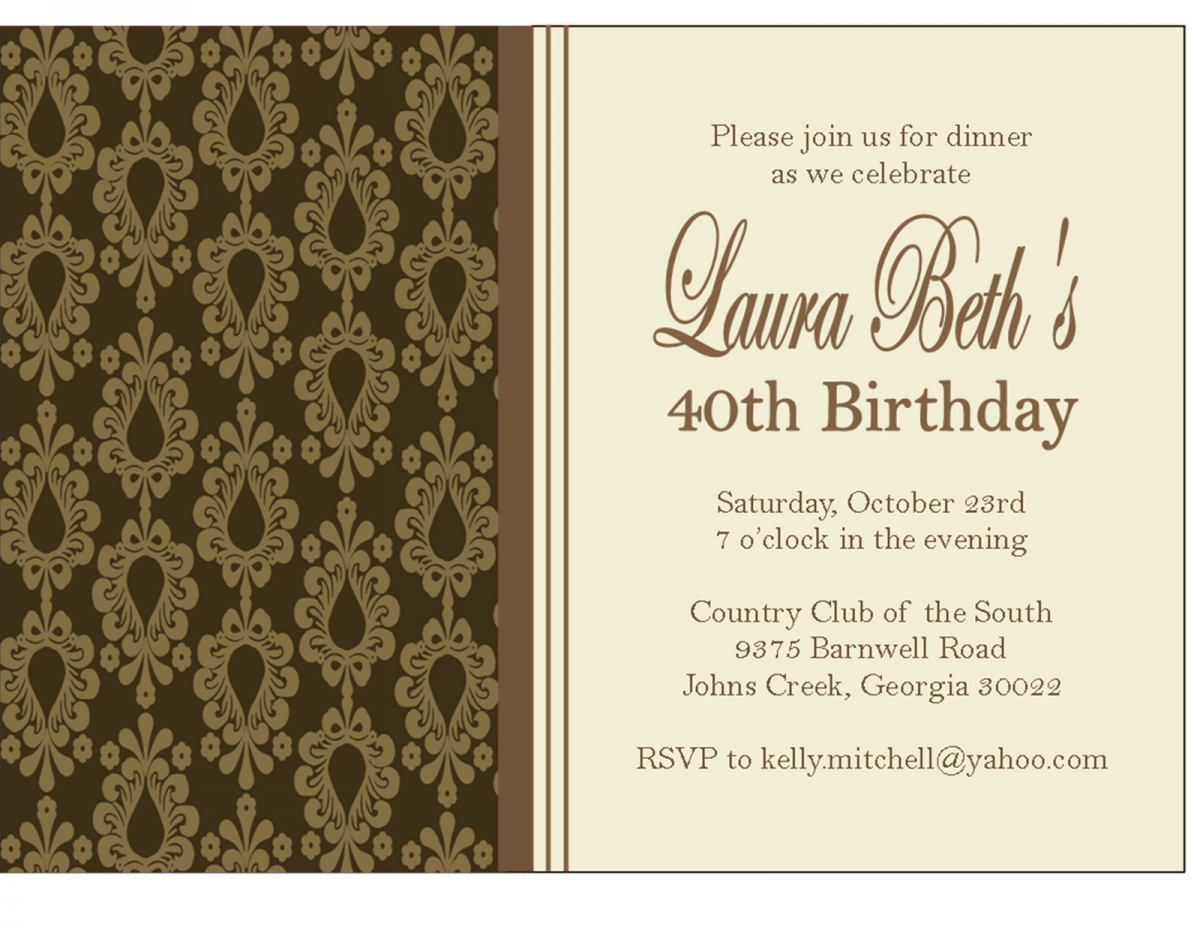 Office Party Invitation Wording - Mickey Mouse Invitations Templates