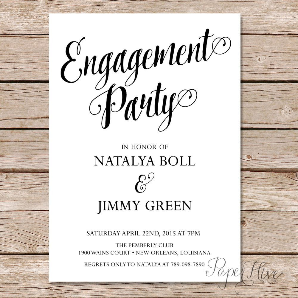Order Party Invitations Online Uk