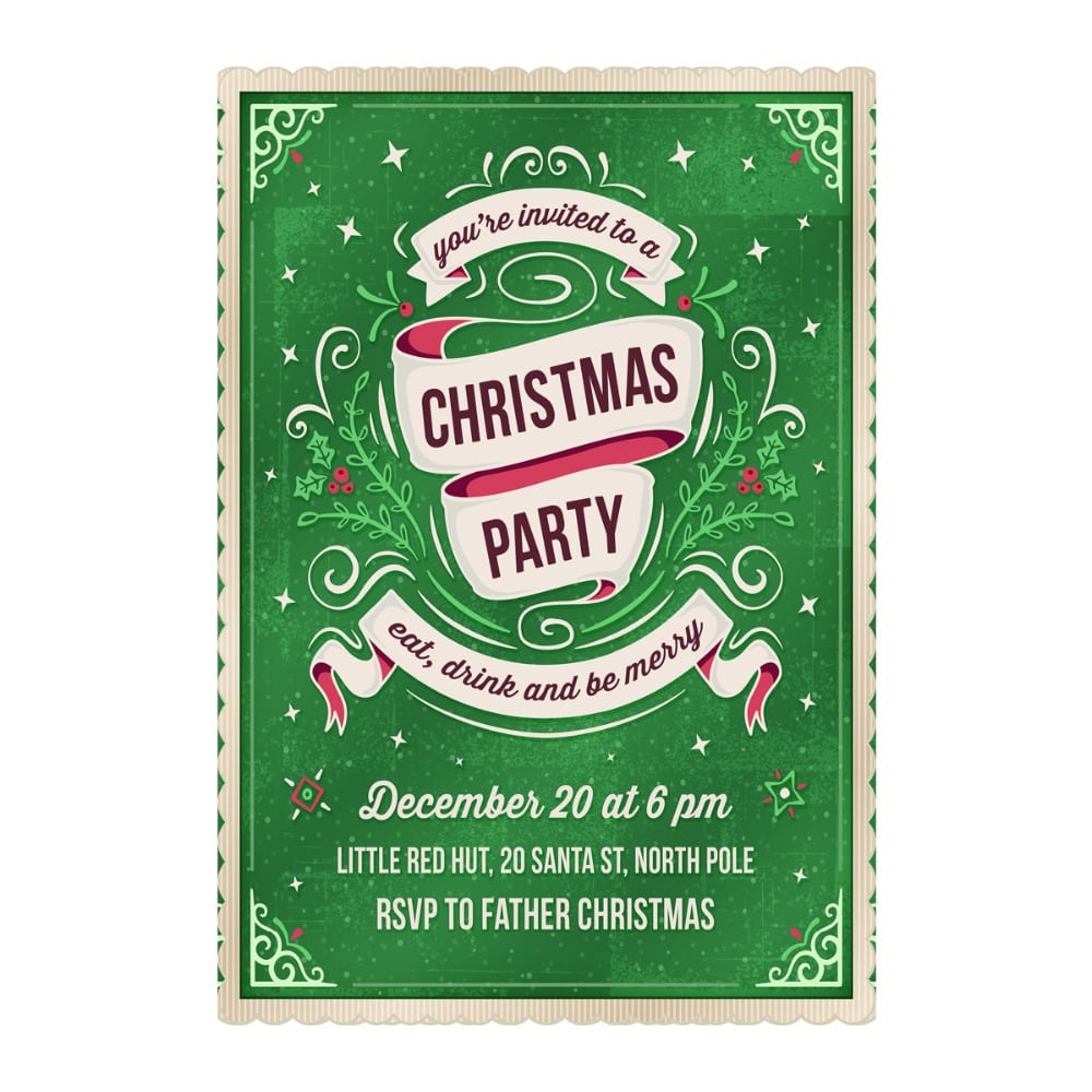 Outdoor Party Invitations Promotion