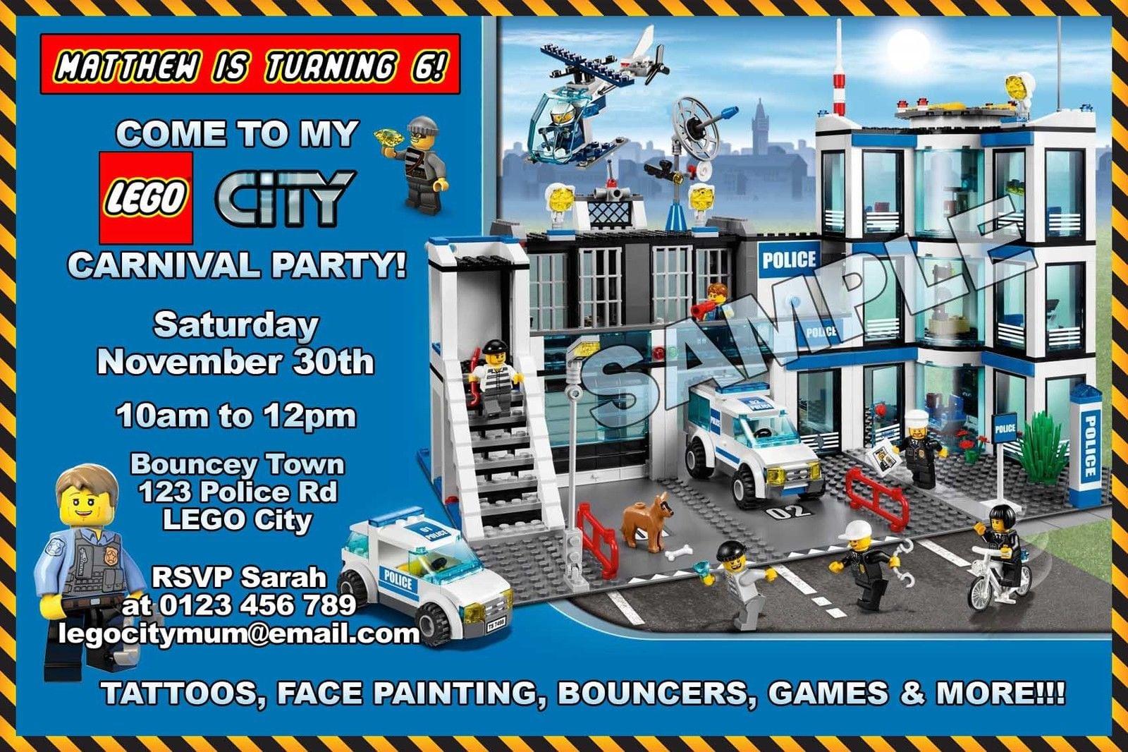 Party City Invitations For Birthdays