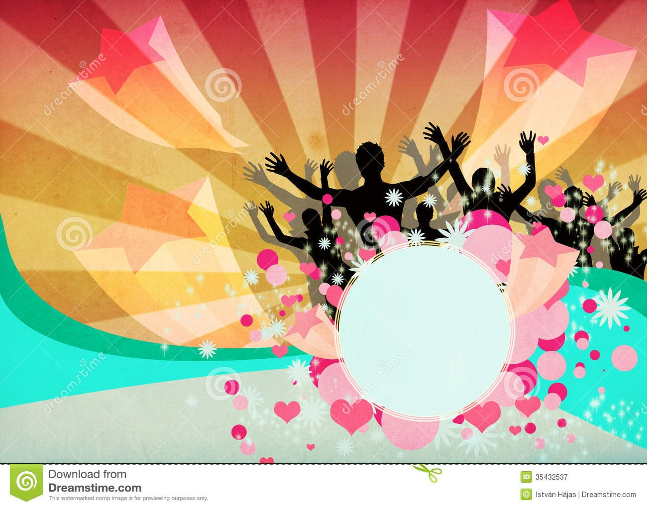 ... Party Invitation Background Royalty Free Stock Photography ...  Free Invitation Backgrounds