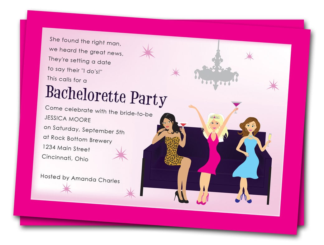 Party Invitation Wording – Gangcraft Net
