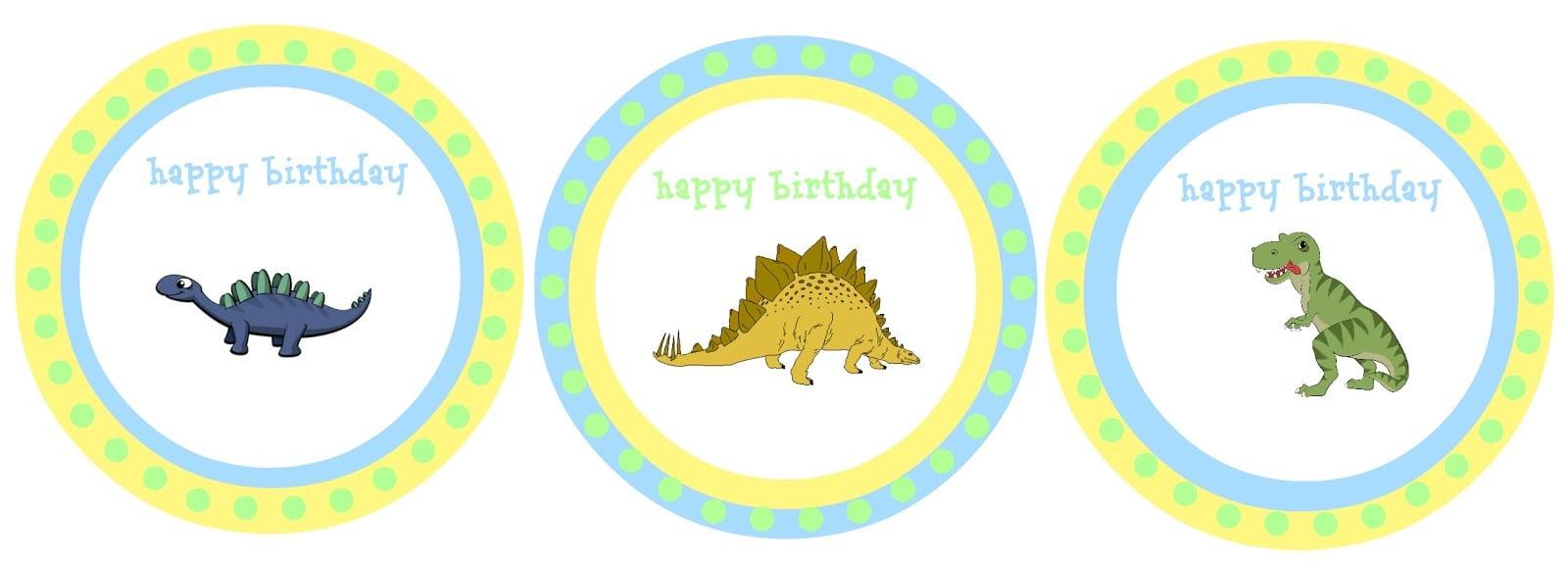 Dinosaur Party Invitations Free Printable