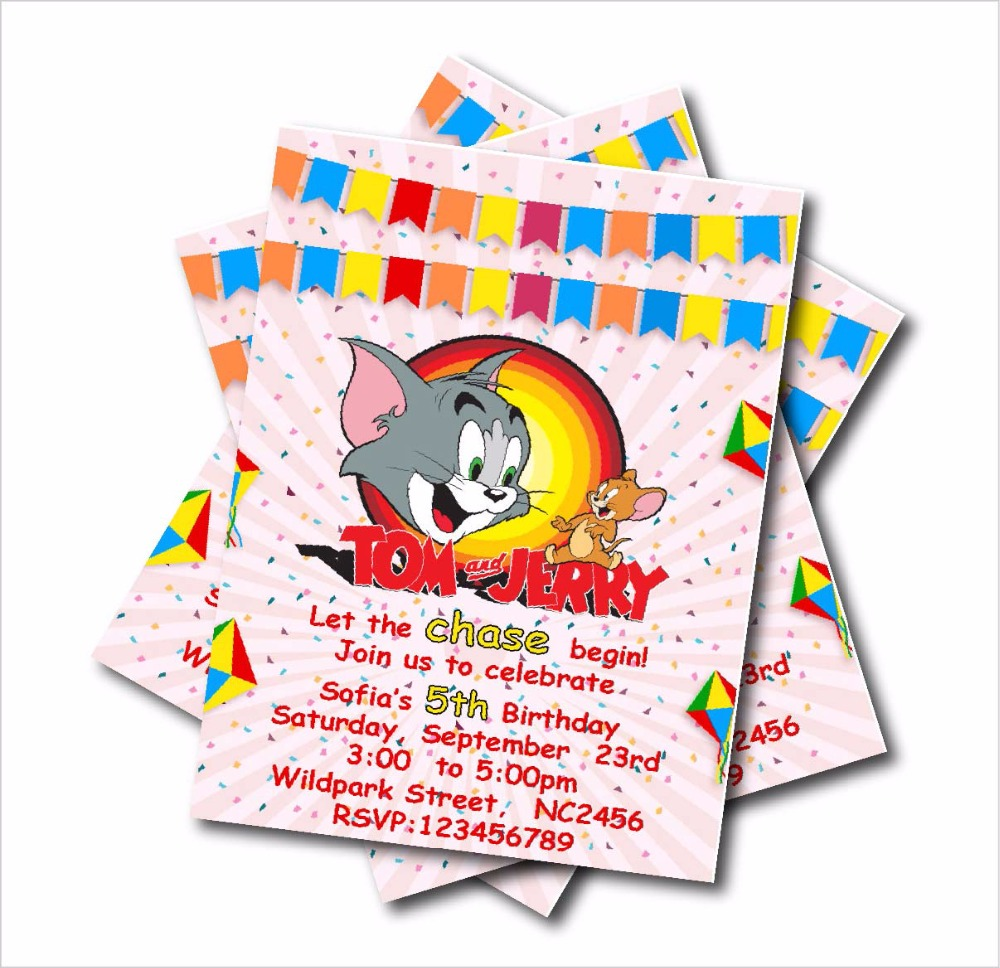 Popular Jerry Party Supplies