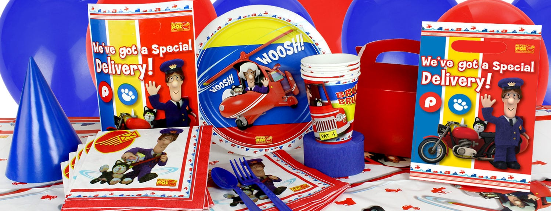 Postman Pat Party Supplies