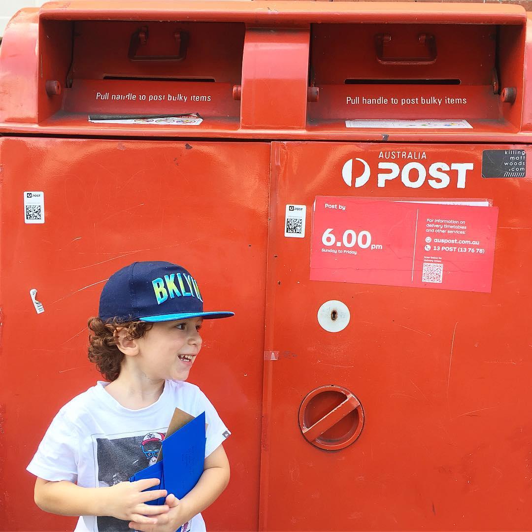 Postmanpat On Topsy One
