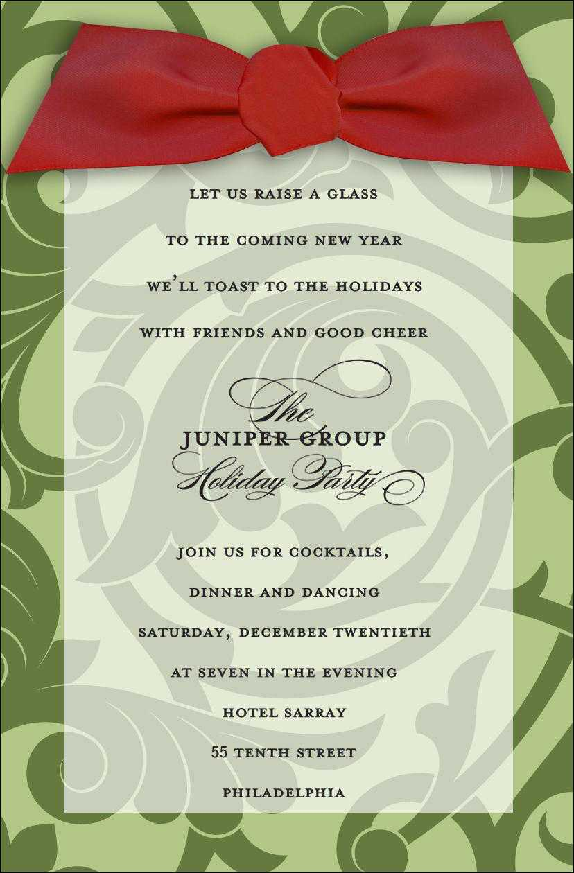 Religious Event And Party Invitation Card Design Ideas