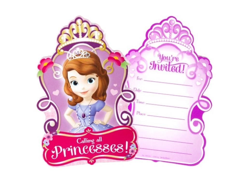 Sweet Pea Parties Sofia The First