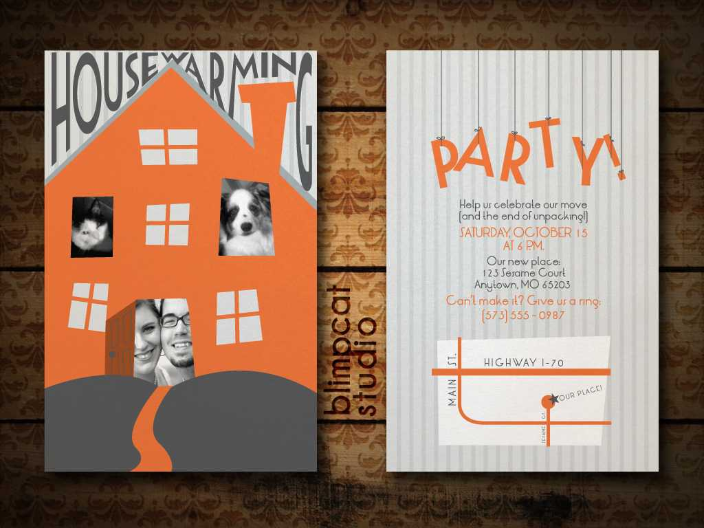 Templates   Housewarming Party Invitation Wording