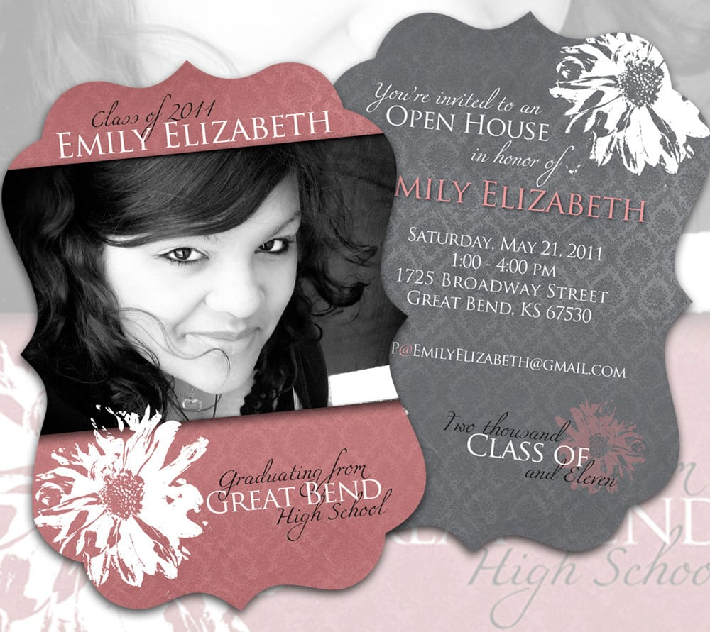 Templates Free Graduation Invitation Templates For Word With Also