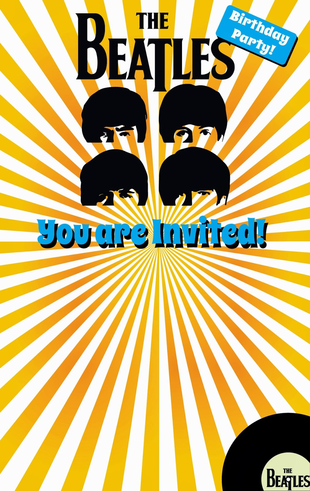 The Boatwright Family  Beatles Party And Concert