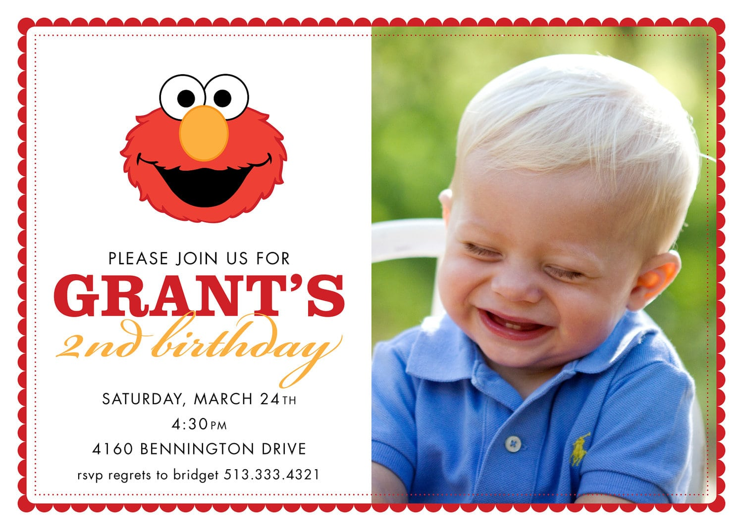 Top 20 2nd Birthday Party Invitations