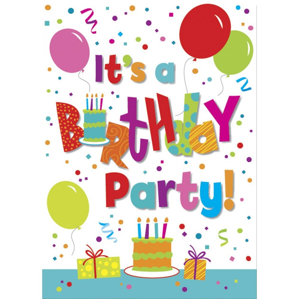 Top 9 Birthday Party Invitations For Kids