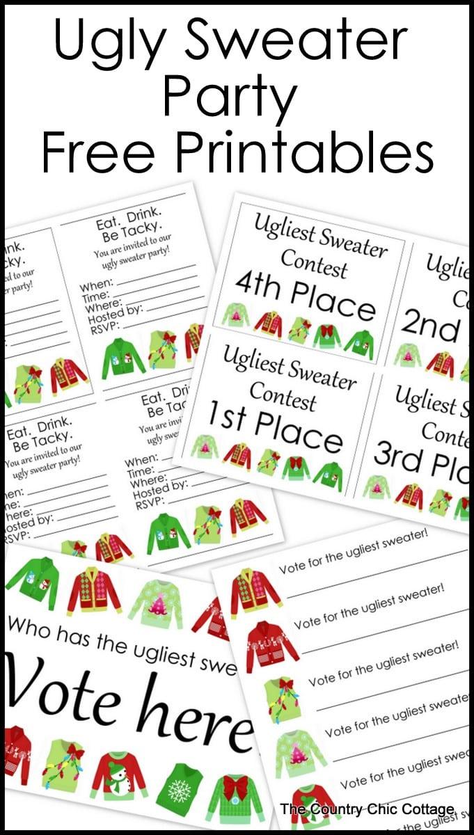 free printable holiday party invitation templates printable – Free Printable Holiday Party Invitation Templates