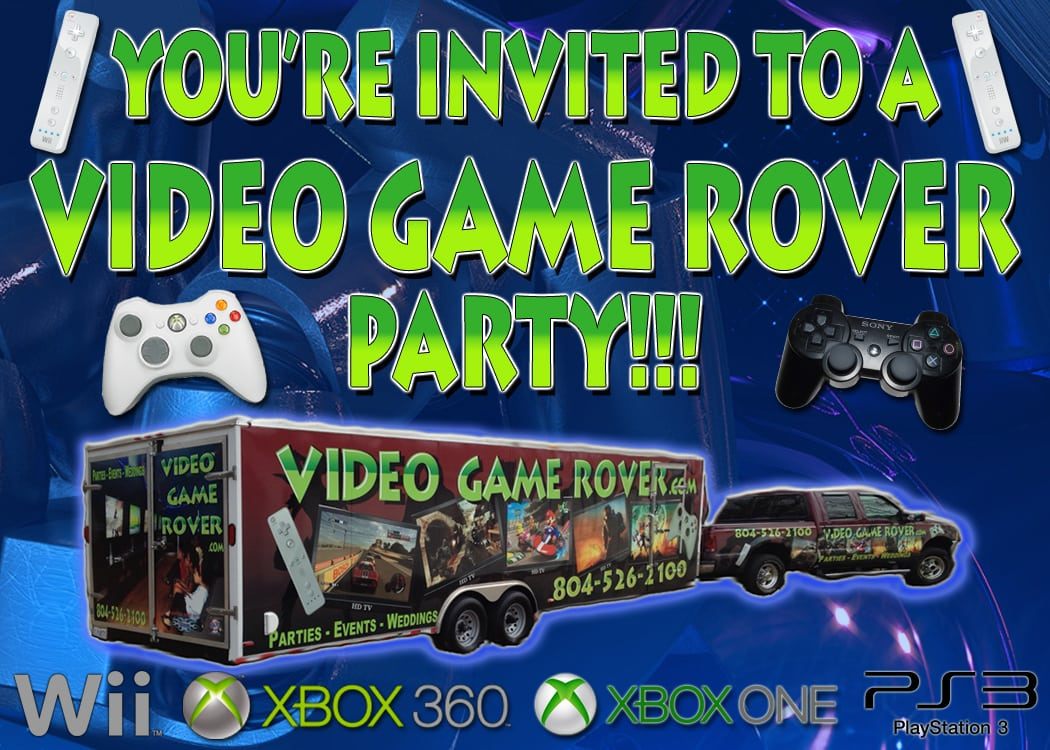 Video Game Rover