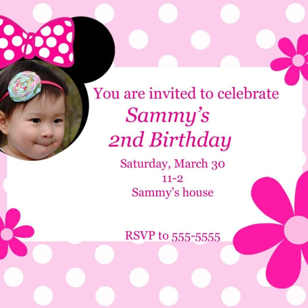 11th Birthday Invitation Wording - theminecraftserver.com - Best ...