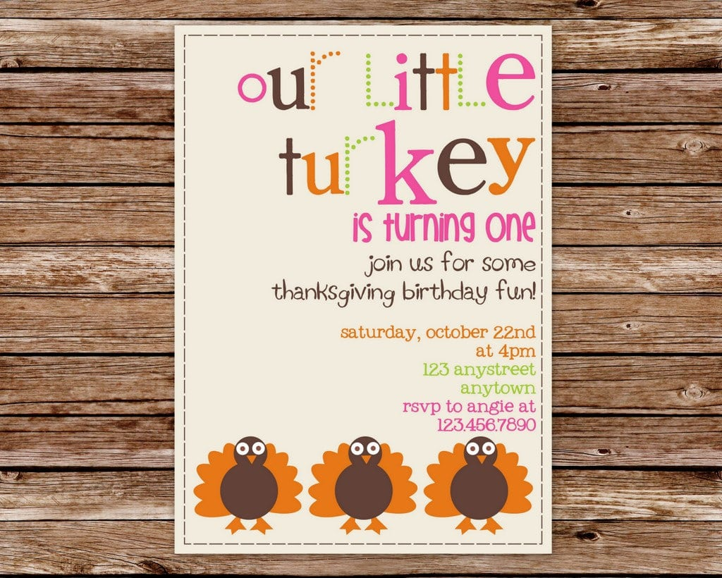 Fall Birthday Party Invitations Mickey Mouse Invitations Templates – Fall Birthday Party Invitations