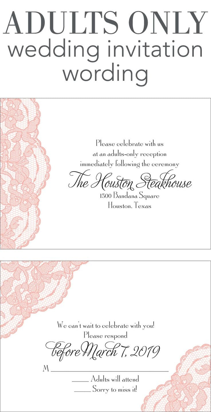 17 Best Ideas About Marriage Invitation Wordings On Pinterest