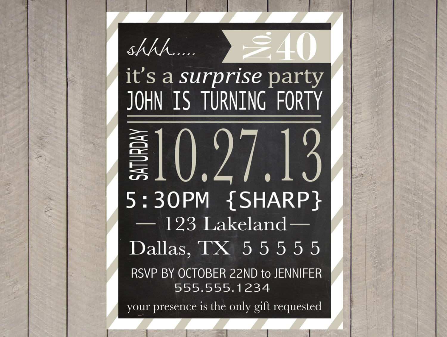 60th Surprise Party Invitations - Mickey Mouse Invitations Templates