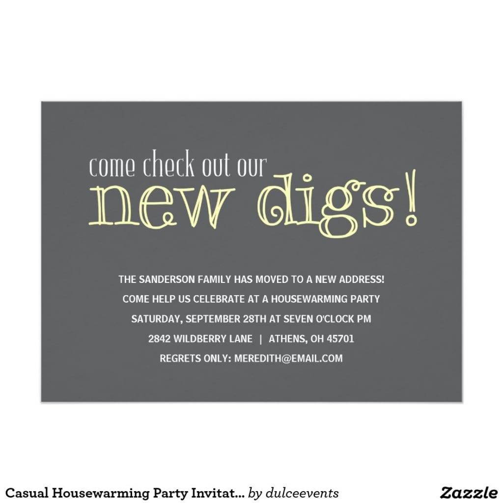 Funny housewarming party invitation wording stopboris Gallery