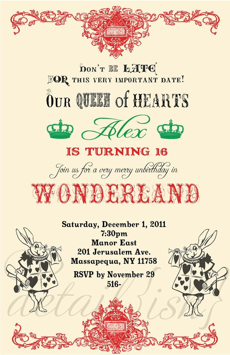 Unbirthday Party Invitations Mickey Mouse Invitations Templates