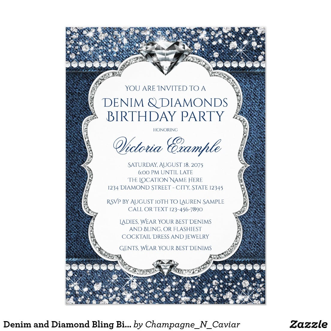 35th Birthday Party Invitations