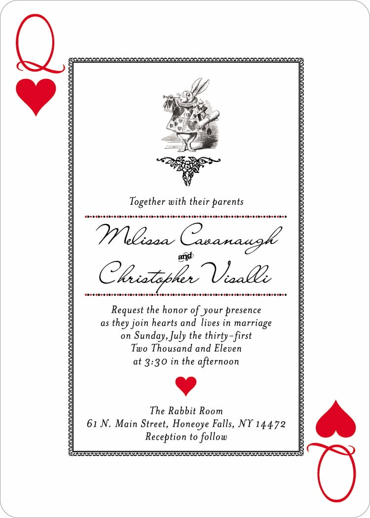 Alice In Wonderland Party Invitations Template - Mickey Mouse ...