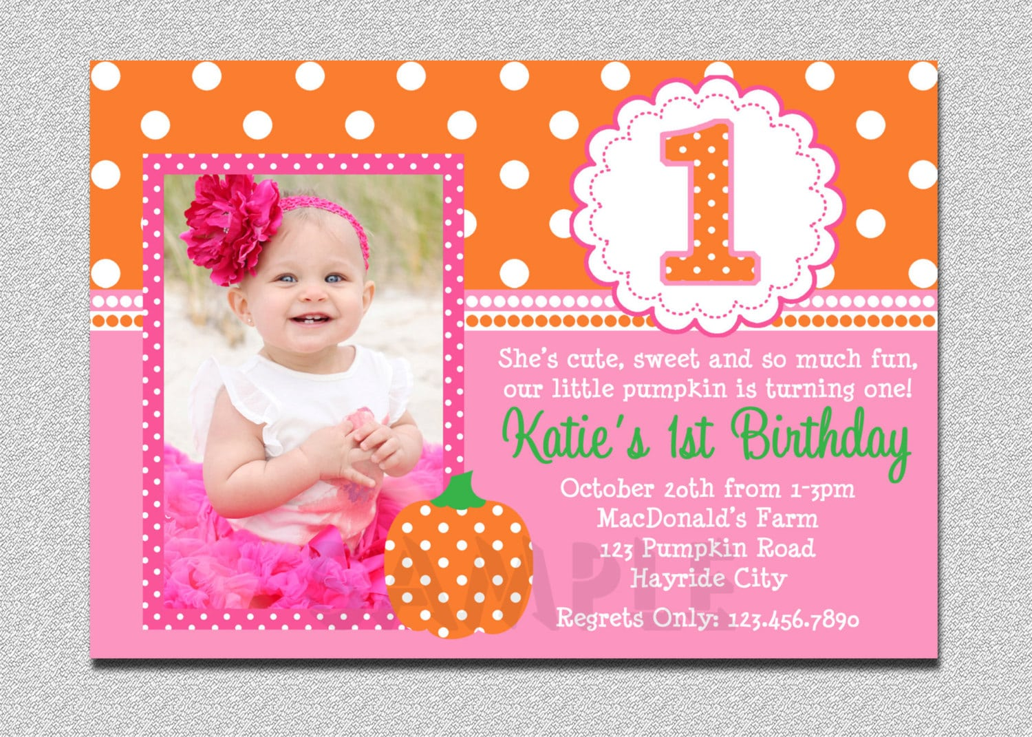 Doc    Invitation Cards For First Birthday – Invitation Cards For